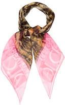 Dolce & Gabbana Printed Silk Scarf