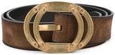 DSQUARED2 70s buckled belt - men - Leather - 90