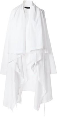Lâcher Prise Apparel Imagination Kimono - White