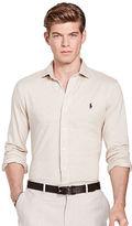 Polo Ralph Lauren Herringbone Knit Dress Shirt