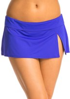 Bleu Rod Beattie Over the Edge Solid Skirted Hipster Bottom 8134589