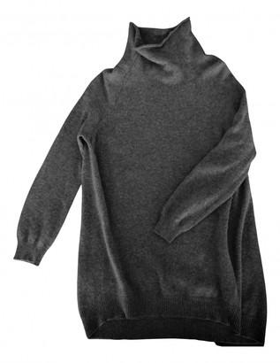 Gerard Darel Anthracite Cashmere Knitwear