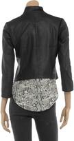 Sara Berman Lightweight leather jacket