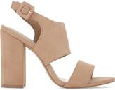 Aldo Elise leather heeled sandals