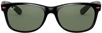 Ray-Ban Wayfarer Classic Square Frame Sunglasses