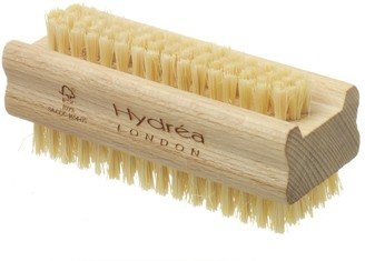 Hydréa London Hydrea London Extra Tough Dual Sided Hand & Nail Brush With Cactus Bristles - Hard Strength