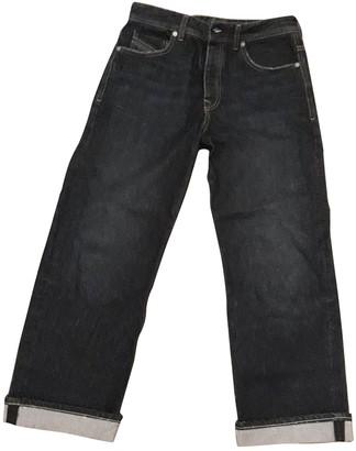 Diesel Black Gold Blue Denim - Jeans Jeans for Women
