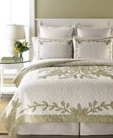 Martha Stewart Collection Collection Cotton Aloha Twin Quilt