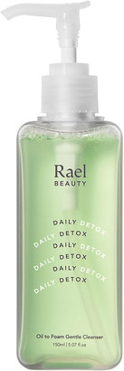 Rael Daily Detox Oil to Foam Gentle Cleanser