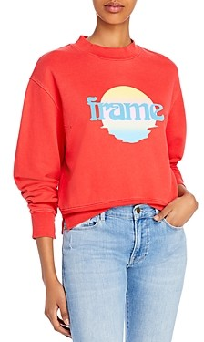 Frame Graphic Logo Sweater