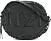 No.21 logo crossbody bag - women - Leather - One Size