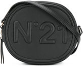 No.21 logo crossbody bag