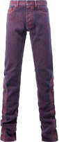 Y/Project Y / Project - buttoned legs skinny jeans - men - Cotton - S