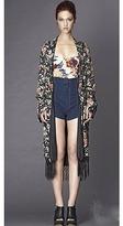 Barbary Kimono Jacket