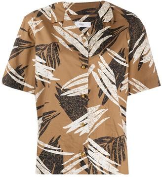 Closed Tropical Print Shirt