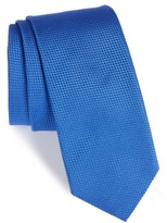HUGO Men's Boss Solid Silk Tie