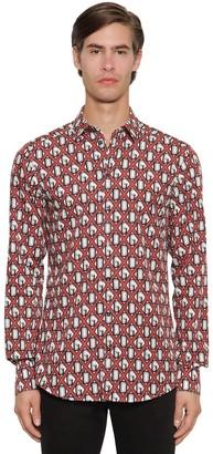 Dolce & Gabbana Logo Printed Shirt
