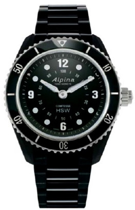Alpina Women's Stainless Steel Watch
