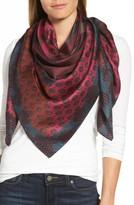 Echo Women's Foulard Silk Square Scarf