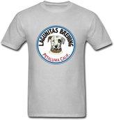 LiliGang Men's Lagunitas Brewing Company Beer T-Shirts