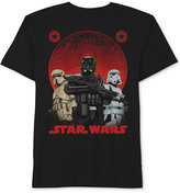 Star Wars Imperial Defense T-Shirt, Big Boys (8-20)