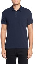 James Perse Short Sleeve Jersey Polo