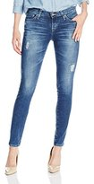 Big Star Women's Alex Mid Rise Skinny Jeans In