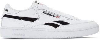 Reebok Revenge Plus Mu Leather Trainers