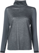 Fabiana Filippi turtle neck jumper