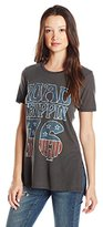O'Neill Juniors Road Trippin Side Slit Graphic Tee