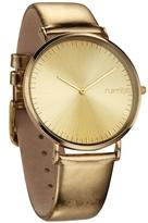RumbaTime SoHo Metallic Watch, 47mm
