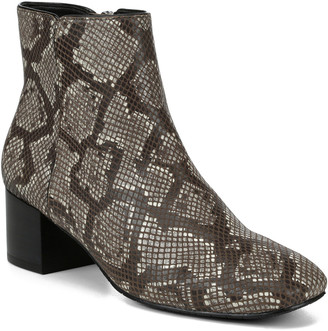 Donald J Pliner Cyrus Snake-Embossed Leather Boot