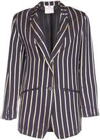 Forte Forte Mannish Striped Jacket