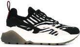 Stella McCartney Eclypse zebra-print sneakers
