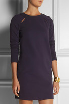 M Missoni Cutout stretch-jersey mini dress
