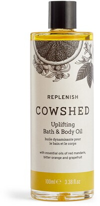 Cowshed Replenish Uplifting Bath & Body Oil