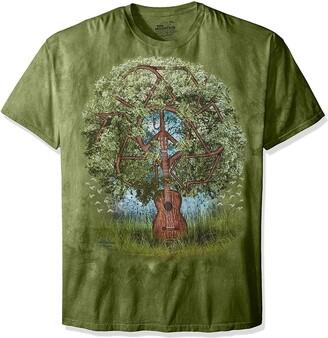 The Mountain Men's Guitar Tree T-Shirt