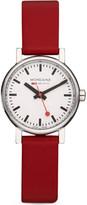 Mondaine A6583030111SBC Evo red watch