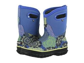 Bogs Classic Mid Mandala (Lavender Multi) Women's Shoes