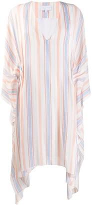 Noon By Noor short striped dress