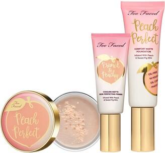 Too Faced Peaches & Cream Modern Matte Custom Complexion Kit