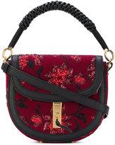 Altuzarra floral printed shoulder bag