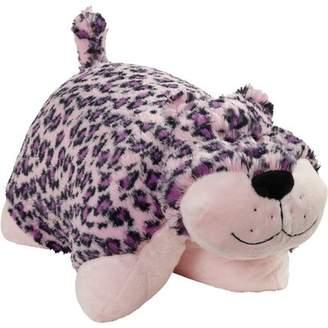 Lulu Pillow Pets Leopard Throw Pillow Pillow Pets