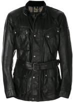 Belstaff buckle belt jacket