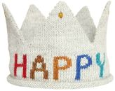 Oeuf Happy Birthday Baby Alpaca Tricot Crown
