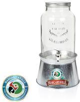 Margaritaville Glass Beverage Dispenser with Stand