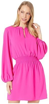 Trina Turk Kaneshon 2 Dress (Trina Pink) Women's Dress