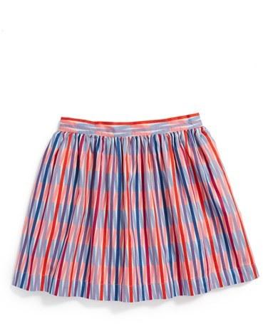 Tea Collection 'Optical Poem' Skirt (Toddler Girls, Little Girls & Big Girls)