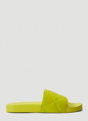 Bottega Veneta Slider Sandals
