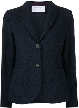 Harris Wharf London Fitted One Button Blazer